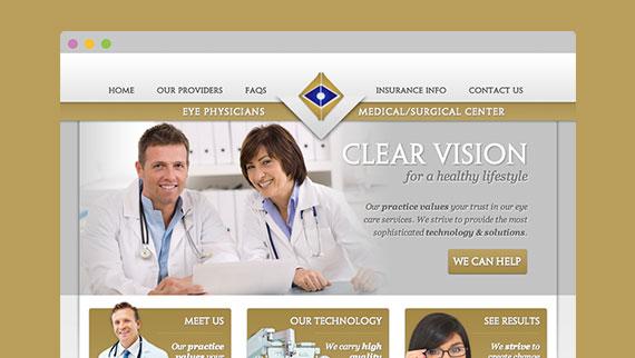 Eye Physicians Medical Center